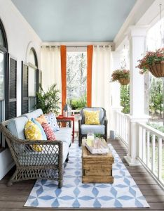 Porch design and decorating ideas outdoors home  garden television outdoor living space also rh fi pinterest