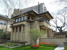 Frank Lloyd Wright' Prairie School Architecture