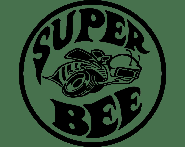 Dodge Super Bee Decal