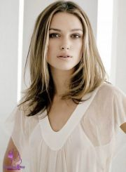 cute shoulder length hairstyles