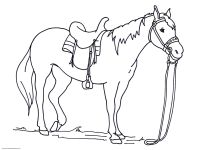 Horse Coloring Pages Printable Free | Coloring Pages ...