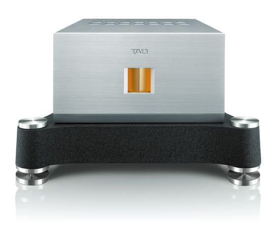 Amplifier Incorporating 2 Stereo Amplifiers And 1 Monaural Amplifier