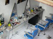 le salon de coiffure - les miniatures