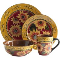 my favorite-Sunflower Dinnerware from Pier 1 imports ...
