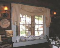 Rustic Adornments - Rustic Window Treatments | Decorations ...