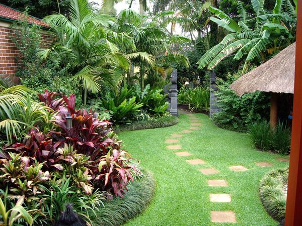 Tropical Front Yard Landscaping Sydney Open Gardens February 9