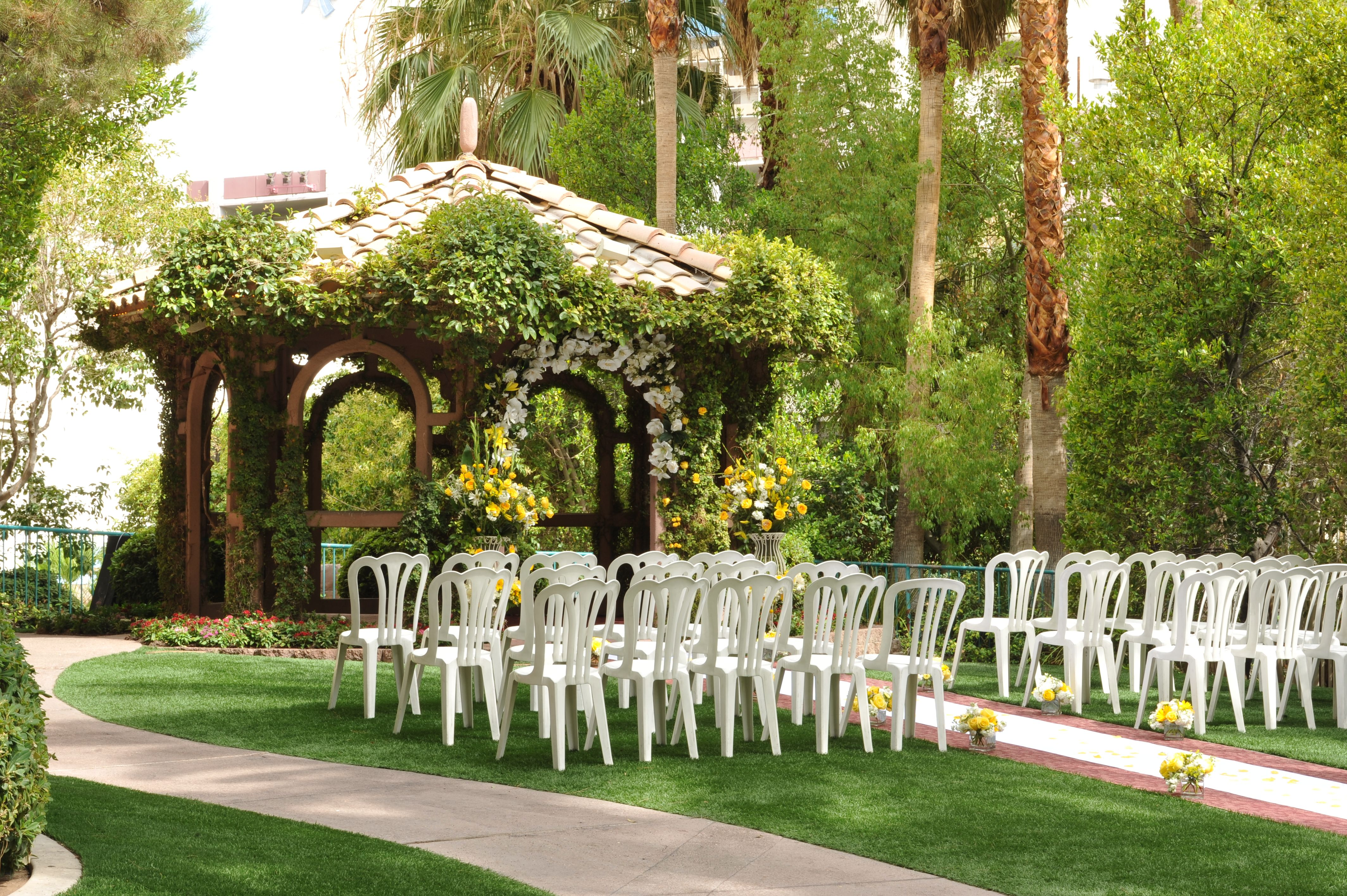Vegas Wedding Reception Packages