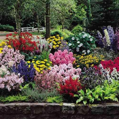 English Cottage Decorating English Cottage Garden Flowers