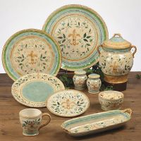 Tuscan Dinnerware | Tuscan, Provence & Floral Dinnerware ...
