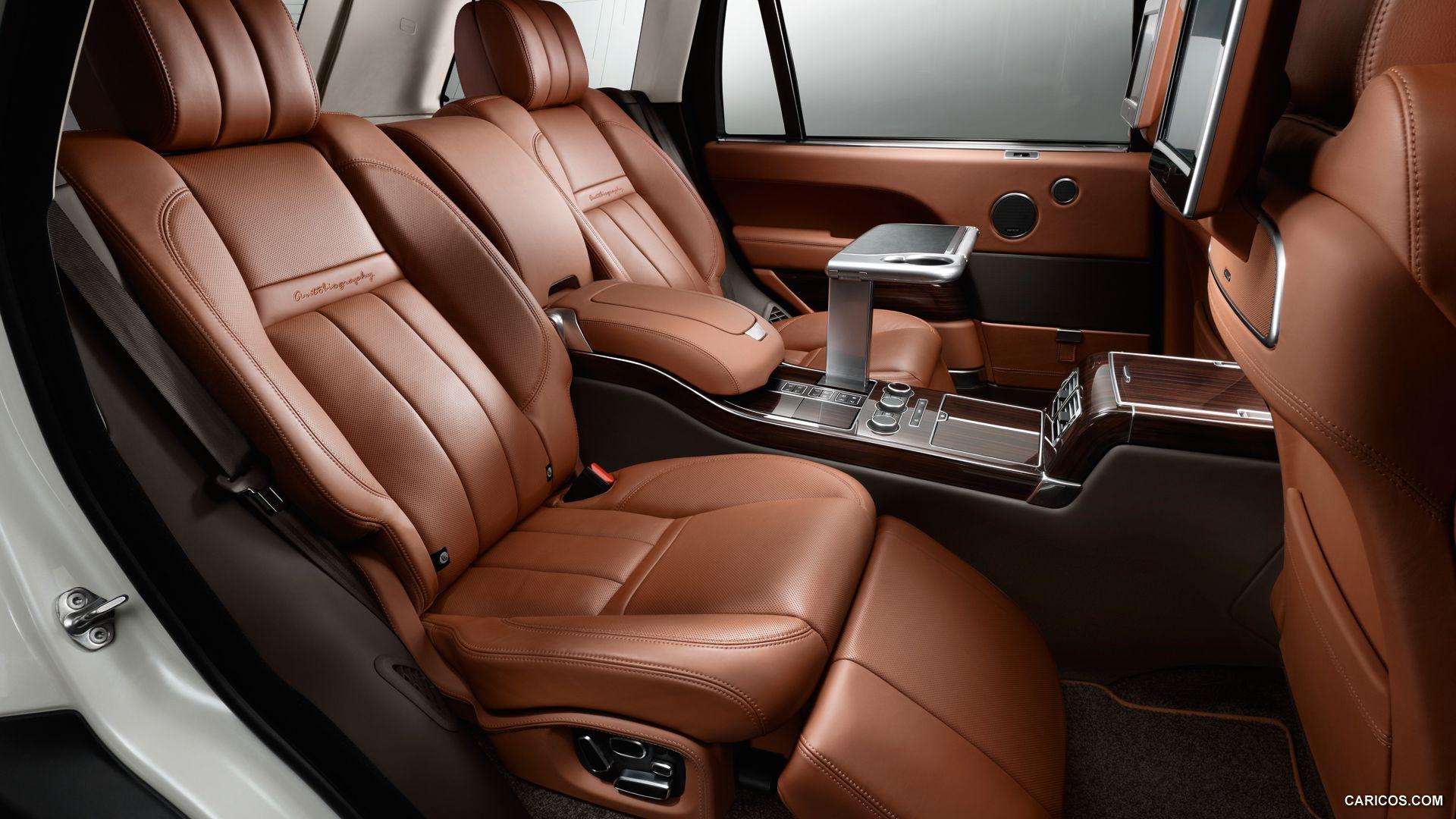 Range Rover Autobiography Black Long Wheelbas