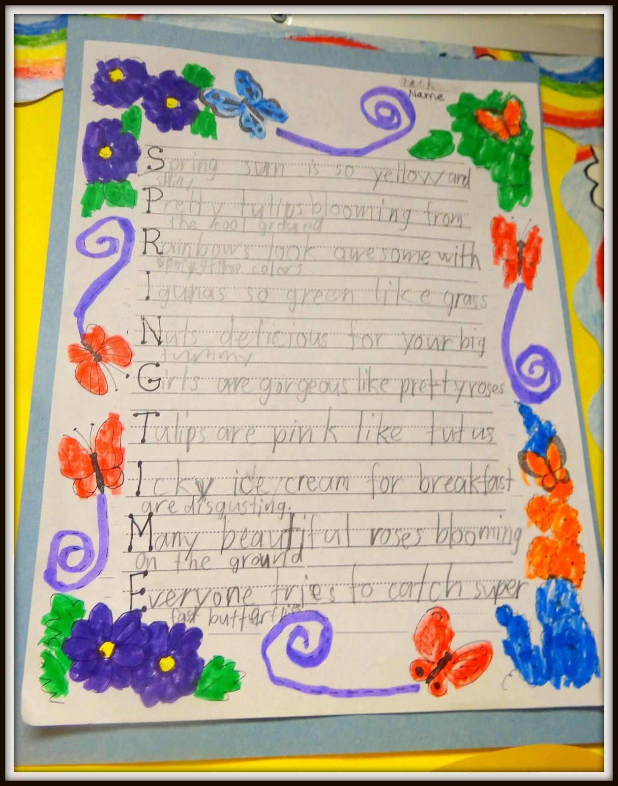 Spring Poems Earth Day 013