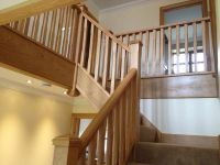 How To Calculate The Number Of Staircase Spindles: Wood ...