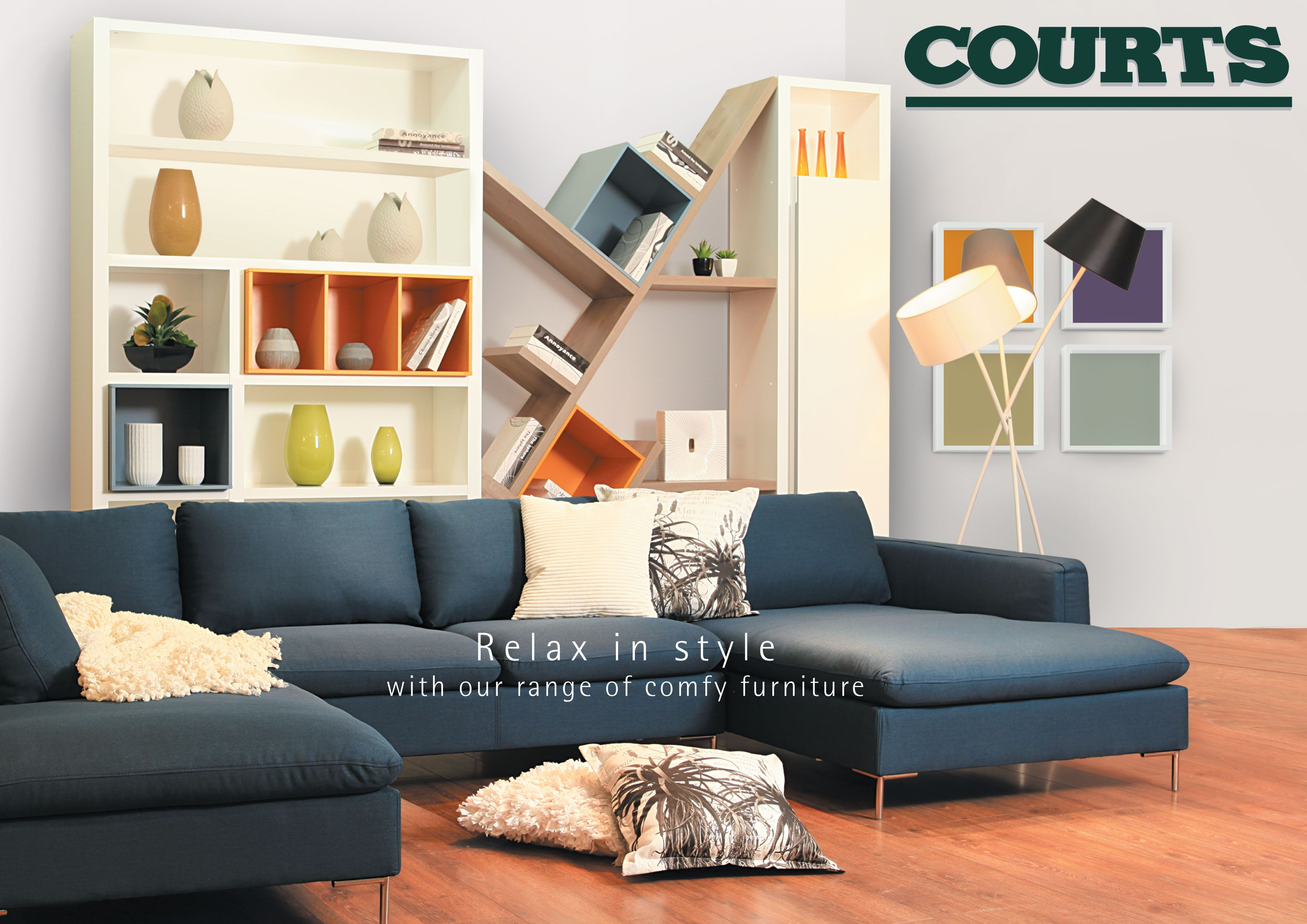 sofa at courts twin sleeper sheet set mauritius furniture catalogue 2015 catalog