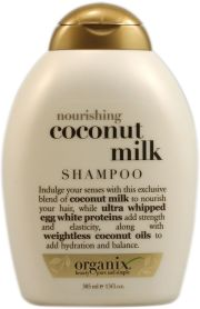 organix nourishing coconut milk