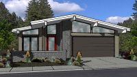 2017 mid century modern home plans on mid century modern ...