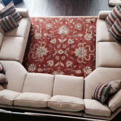 Sectional Sofas And Recliners Most Comfortable Sofa For Family Room Our New Inspired By The Crate Barrel U Shaped
