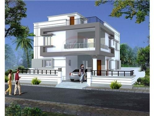 Duplex House Plans Two Story 500×375 Residence Elevations