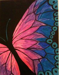 Easy Paintings For Beginners On Canvas Flowers | www ...