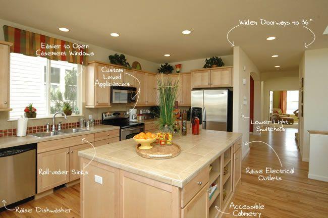 Universal Design Home Modifications – House Design Ideas