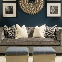 Leopard Print Accent Chair Maccabee Chairs Website Navy Blue, Gray, Black And White, Gold...nice Combo | Great Looks Pinterest Blue Grey, White ...