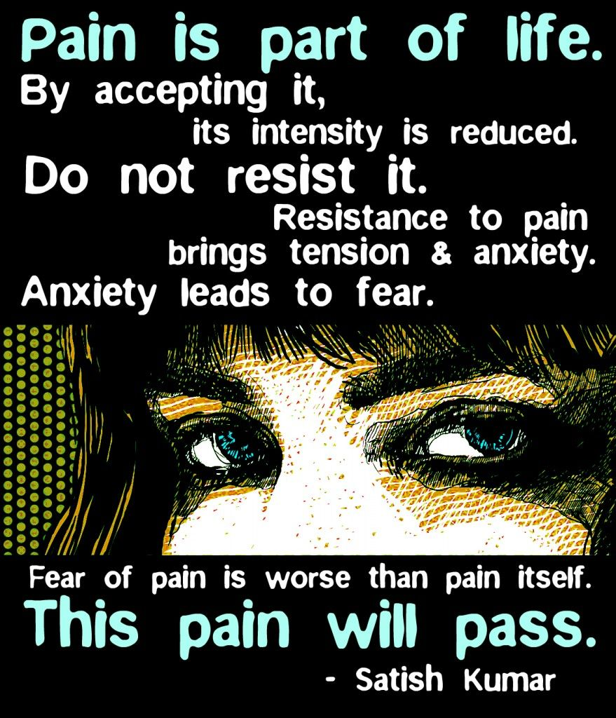 Anxiety Life Coping Quotes