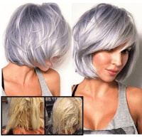 Steel - Lavender HOW-TO w/ formulas ;) | Haircolor ...