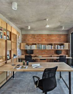 Architects home studio in bangalore india by betweenspaces yellowtrace also stories on design  architecture studios rh za pinterest