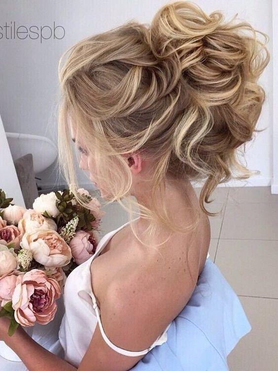 10 Schöne Hochzeit Frisuren Für Bräute #Bräute #Frisuren #für
