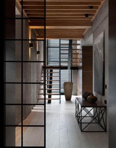 Two levels by nott design redesigned family home in dnepropetrovskukraine gets stylish neutral palette that    joy to behold also archilovers the social network for architects modern rh pinterest