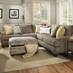 572 Reclining Sectional Sofa With Chaise By Franklin Leather Modern Uk In