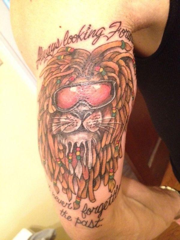 20 Rasta Tattoos For Guys Ideas And Designs