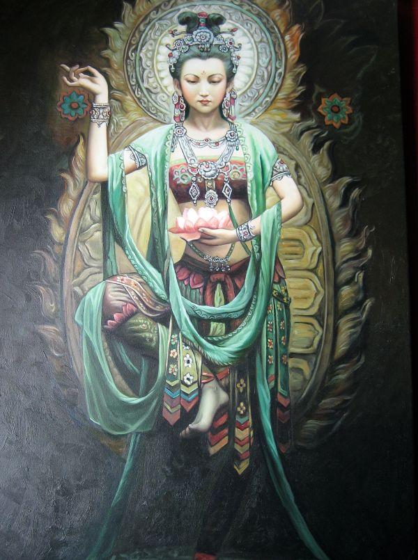 Kwan Yin Guanyin Phaedri - Bodhisattva