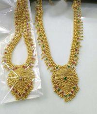 Artificial Gold Bridal Necklace Sets | Wedding necklaces ...