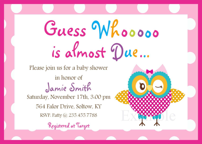 Free Printable Princess Baby Shower Invitation Templates