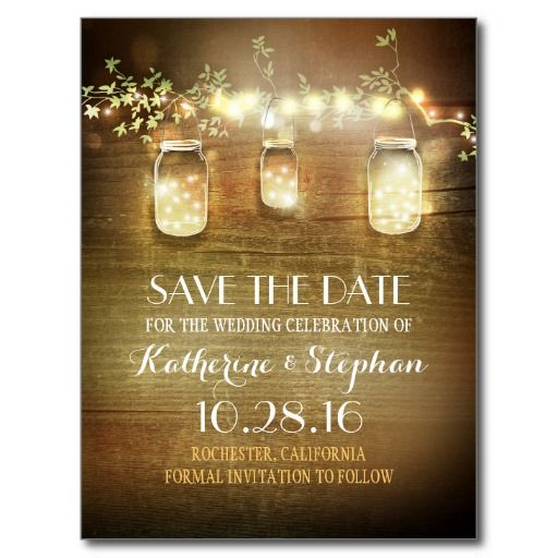 Fall String Lights Wallpaper Weddings Beach Sunset Save The Date Postcards Wedding Postcard