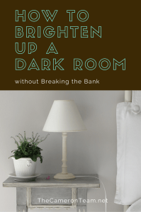 How to Brighten Up a Dark Room without Breaking the Bank ...