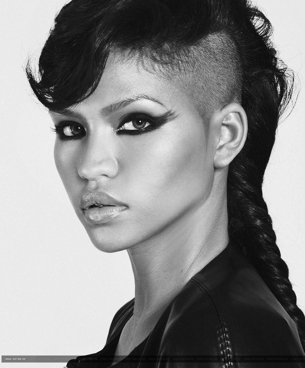 Skinhead Girl Razor Smart Pinterest Haar