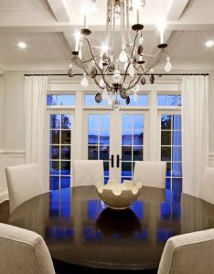 Dining room design pictures remodel decor and ideas also my home rh pinterest