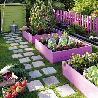 Cute Garden Idea Ogrodnictwo Pinterest Jardins Plates