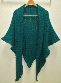 ..non*sense..: corner to corner triangle shawl | Crochet ...