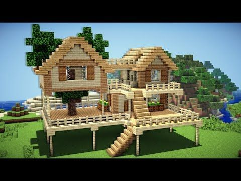 25 Best Ideas About Easy Minecraft Houses On Pinterest