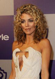 annalynne mccord - curly hair cut