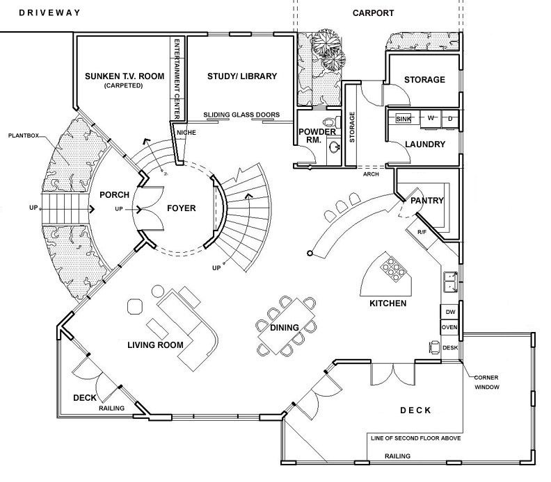 Unique Modern Floor Plans Ultra Modern StyleHome In Mauritius