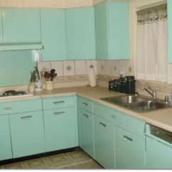 Turquoise Kitchen Appliances Amazon Table Vintage 1940s With Popular Aqua Metal