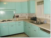 Decorate Turquoise Kitchen Cabinets - http://www ...
