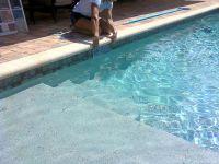 Waterline Tile Pool | Tile Design Ideas