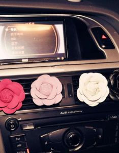 How to diy cool car vent decorations with your favorite scent also rh pinterest