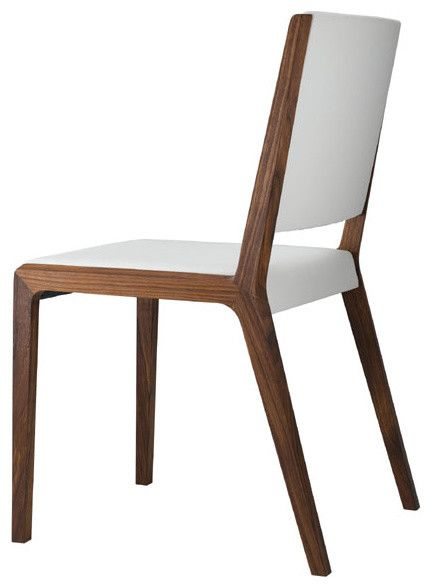Modern Wood Dining Chairs  Wood Dining Chairs  Pinterest