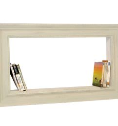 do a series of frames w shadow box built ins to support books  [ 1392 x 1152 Pixel ]