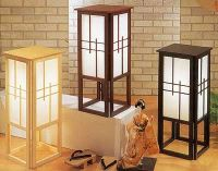 Shoji Floor Lamps, Japanese Floor Lamps | Wood & Paper ...